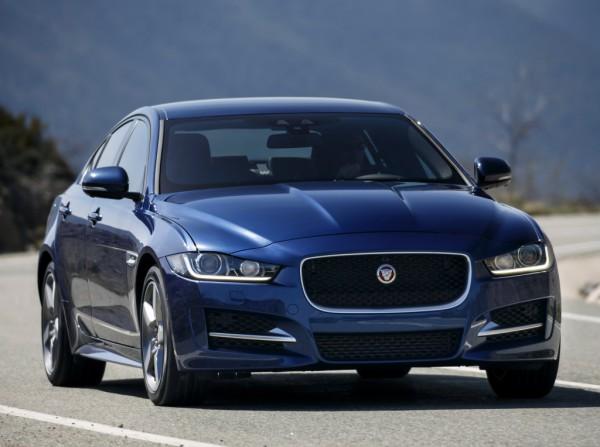 Новый Jaguar XE R-Sport