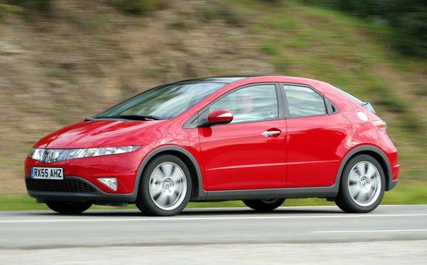 Honda Civic 2006–2008 г.в.