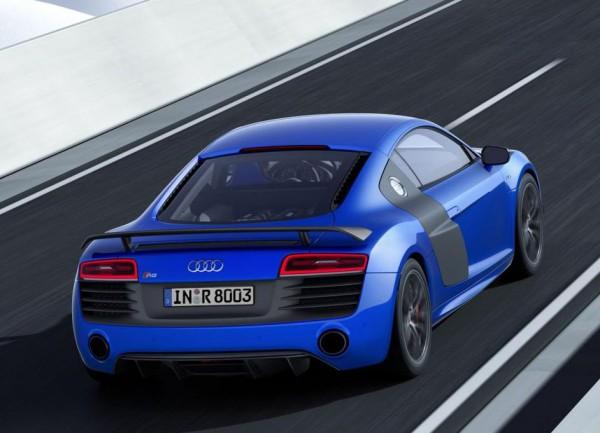 Audi R8 V10 LMX