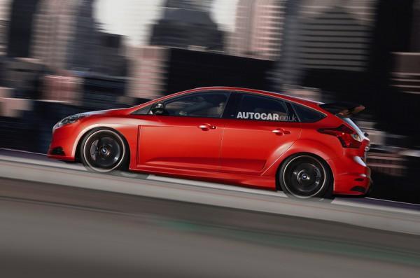 Новый Ford Focus RS получит около 330 л.с.