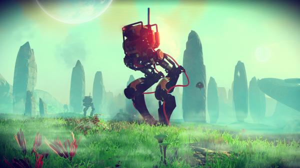 No Man's Sky считается самой ожидаемой игрой года