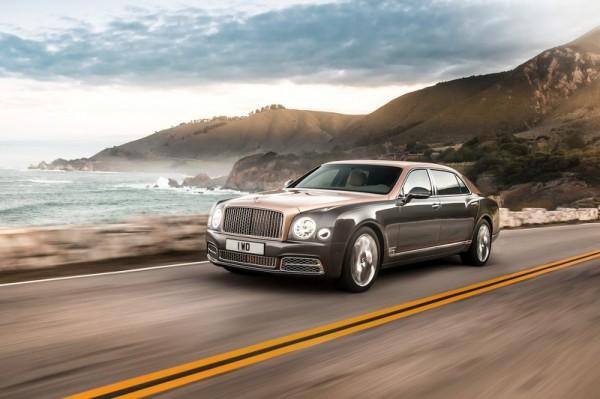 Обновленный Bentley Mulsanne
