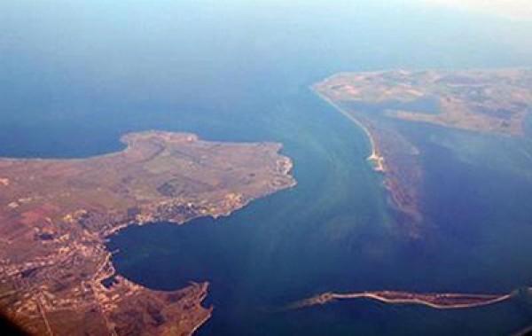 В Крым начнут строить мост