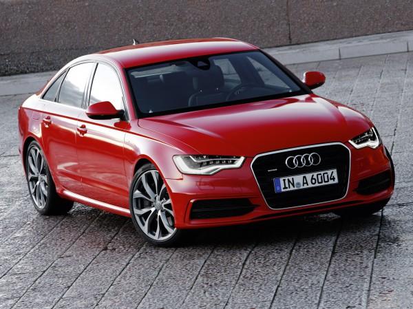 10. Audi A6