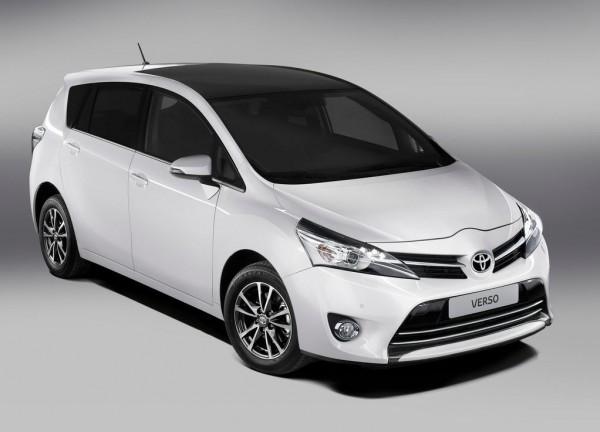 Toyota Verso – компактвэн на 5 или 7 человек