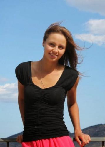 Елизавета Куличкова - Россия