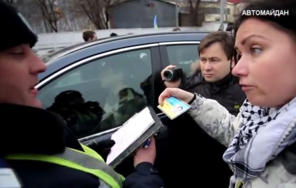Автомайдан против ГАИ, 9 февраля