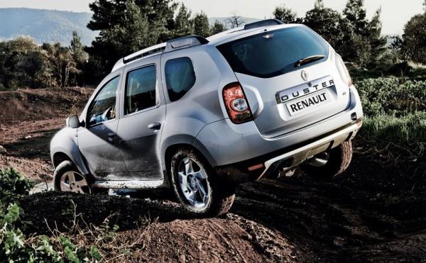 Renault Duster в топе стоит 200 900 гривен