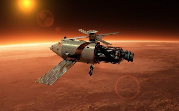 Полет на Марс может быть