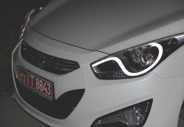 В ГАИ признают только ДХО, установленные автопроизводителем, причем только белые