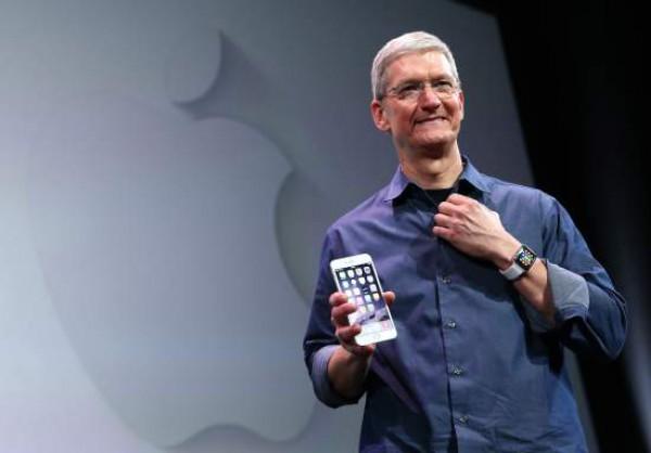 Тим Кук покажет iPhone 6S в сентябре