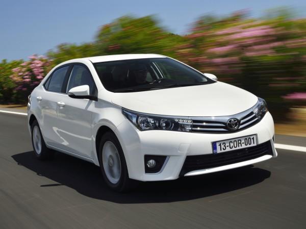 Toyota Corolla - лидер по продажам в мире