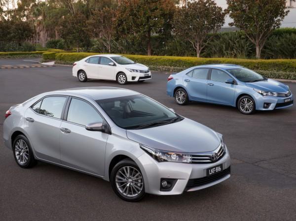 Лидером продаж в Украине стала Toyota