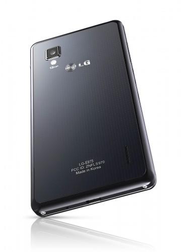 LG Optimus G - вес 147 грамм