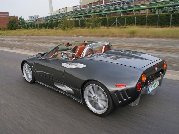 В Украине есть импортер Spyker, но в этом году он ничего не продал