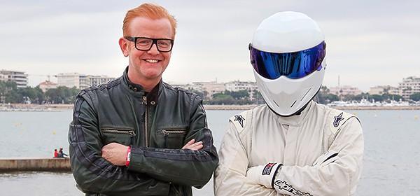 Новый ведущий Top Gear со Стигом