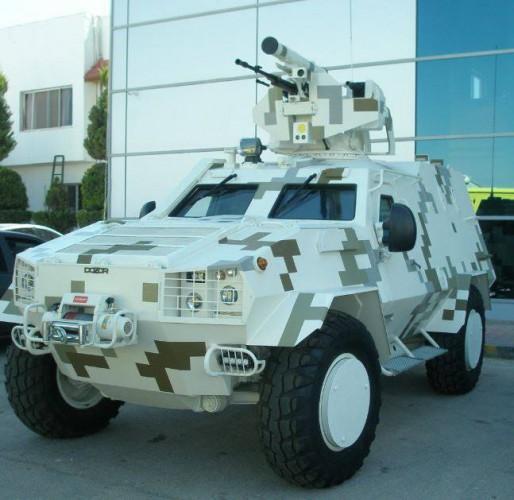 Модуль будут устанавливать на военную технику