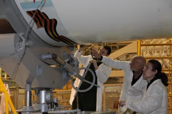 Ракета с георгиевской лентой не смогла вывести грузовик на нужную орбиту