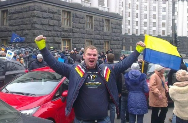 Министра Дмитрия Булатова просят отчитаться за средства Автомайдана