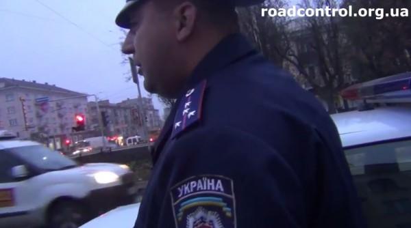 Дорожный контроль решил провести рейд в Чернигове