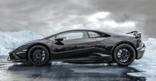 Lamborghini Huracan от Mansory