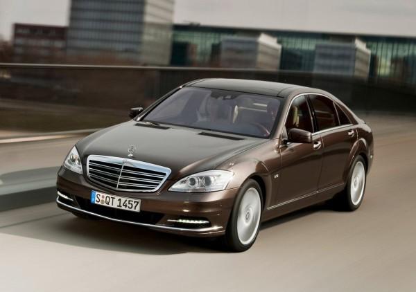 Mercedes S-Class – первый в классе