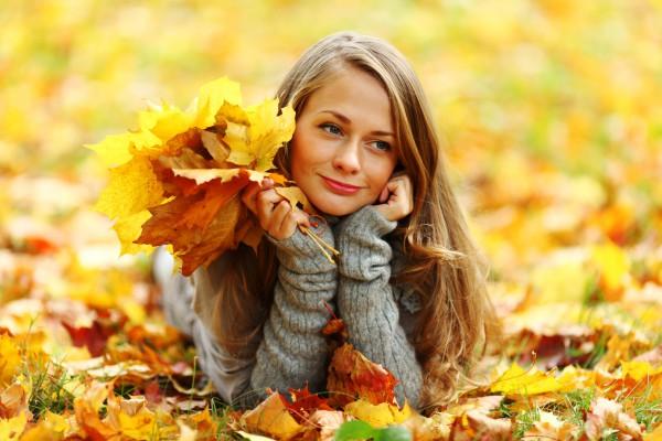 Как повысить общий тонус осенью