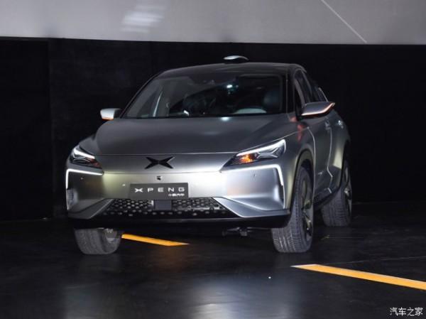 Прототип конкурента Tesla Model X