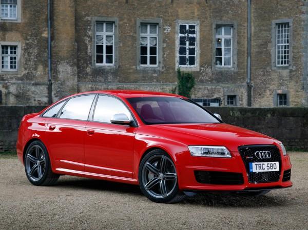 Audi RS6  занял первое место в десятке худших от Warranty Direct
