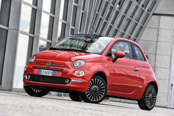 Fiat 500 получил 1800 изменений в дизайне
