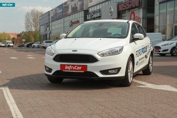 Ford Focus после рестайлинга