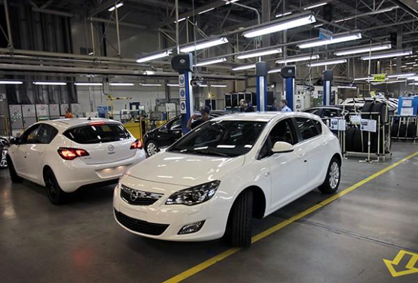 Завод Opel закрывается