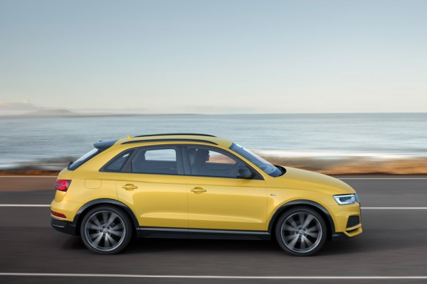 Audi обновила кроссовер Q3