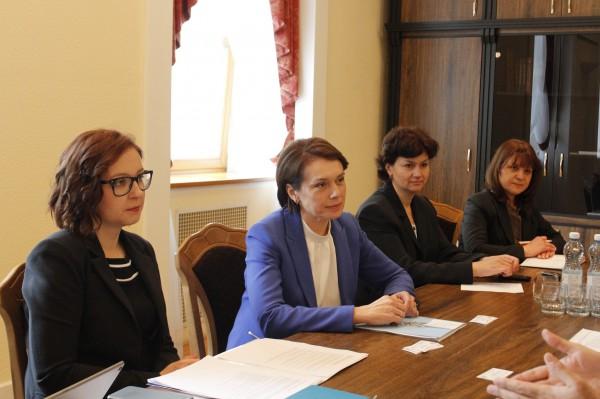 Инна Совсун и Лилия Гриневич