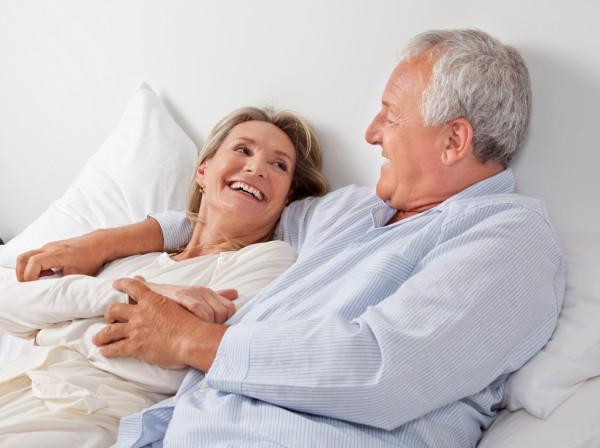 Секс в преклонном возрасте