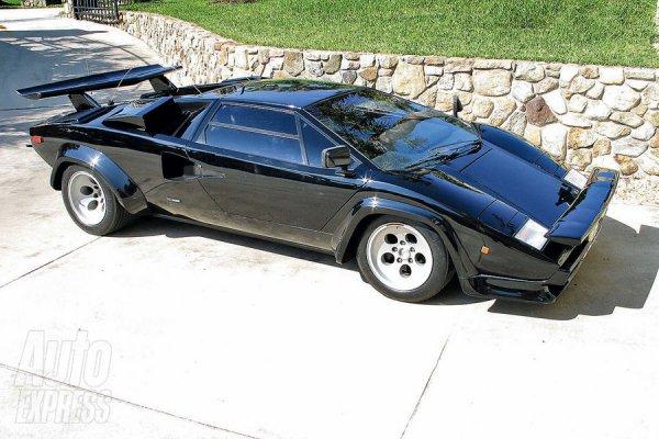 Cannonball Run, Lamborghini Countach (1980)