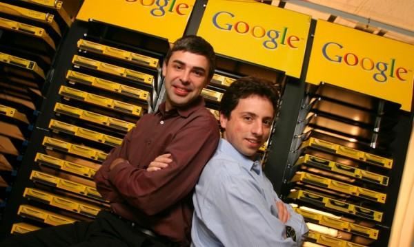 Основатели Google