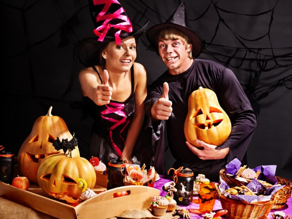 Чем заняться на Хэллоуин