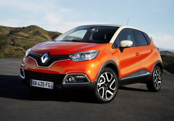 Renault Captur - Nissan Juke по-французски