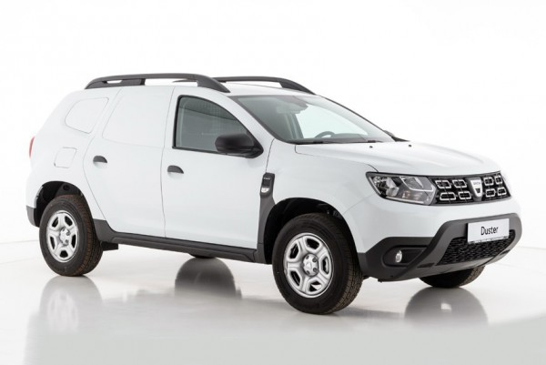 Фургон Dacia Duster Fiscal