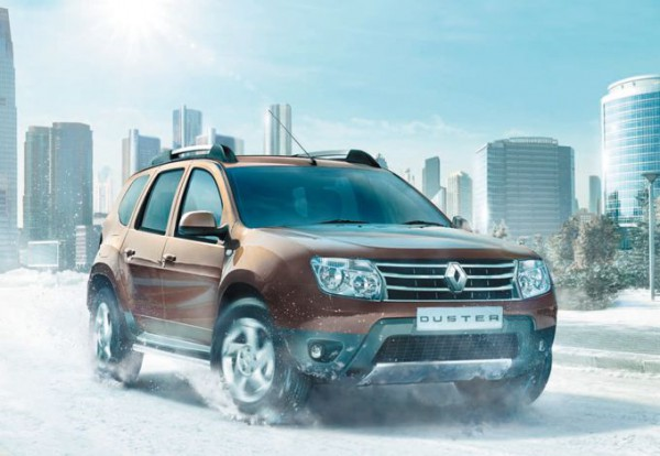 Renault Duster  - от 160 900 грн