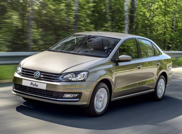 Новый VW Polo