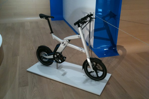 Электровелосипед BMW i Pedalec