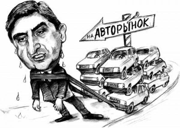 Предизент УкрАвто считает, что не покупают не из-за налогов