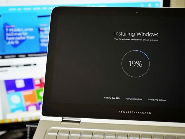 Обновление для Windows 10 стоит ждать в ноябре