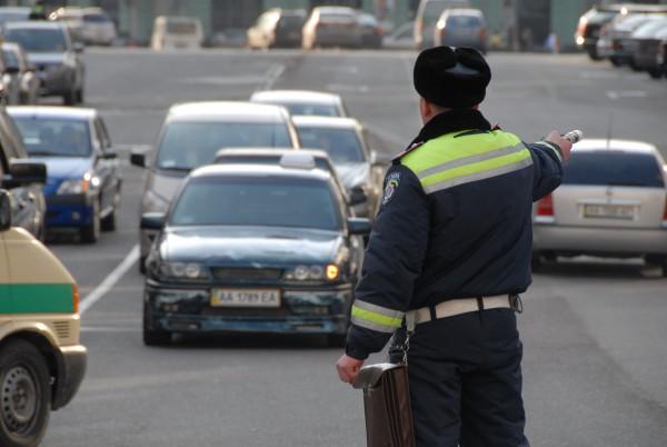 Гаишники отобрали автомобиль за давно оплаченный штраф