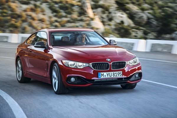 BMW 4-Series Coupe покажут публике в сентябре