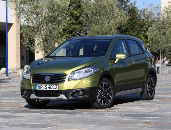 Suzuki SX4 нового поколения