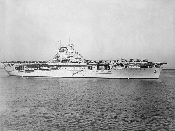 Авианосец USS Wasp