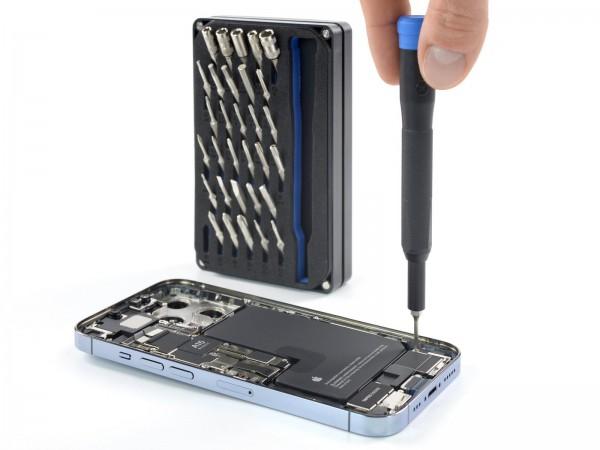 Разборка iPhone 13 Pro